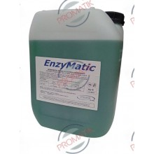 ENZYMATIC DETERGENT WITH ENZYM