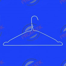 WIRE HANGER FOR SHIRT
