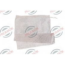NET BAG FOR WET WASHING 50X70 WITH CORD WHITE OR COLOURED
