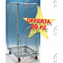 ROLL CONTAINER cm 70x80 - DISCOUNT TAB