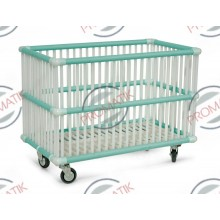 POLYPROPYLENE TROLLEY