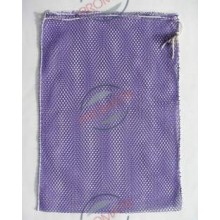 NET BAG FOR WET WASHING 70X100 WITH DRAWSTRING WHITE OR COLOURED